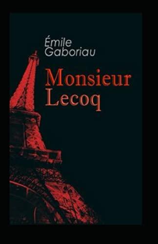 Monsieur Lecoq Illustrated