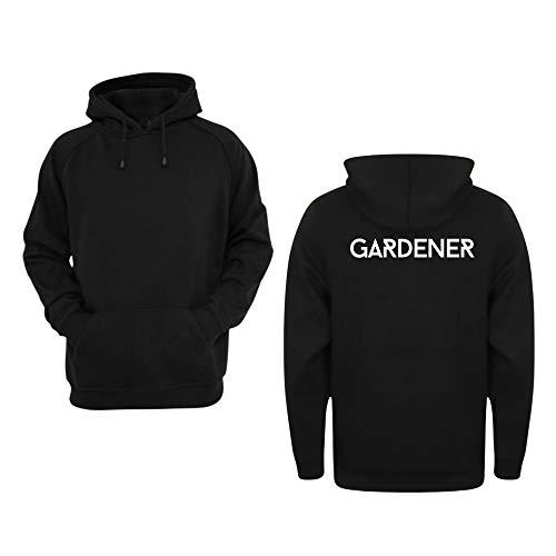 Sudadera con capucha para jardinero, uniforme, paisaje, arquitecto, horticulturista, vivero