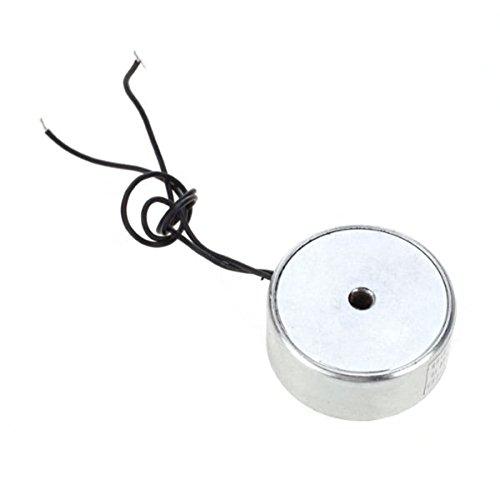 Pixnor Holding Elektromagnet Lift Magnetventil Magnet Hebe-Elektro–90kg