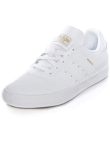 adidas Jungen Busenitz Vulc Fitnessschuhe, Weiß (Blanco 000), 36.5 EU