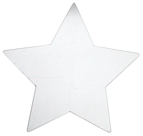 RoomMates MIR0004STL Large Star Peel & Stick Mirror