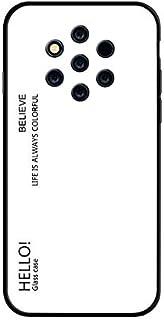 Nokia 9 シェル MeetJP スリム 合う プロテクター ゴム シェル カバー ウルトラ 薄いです 保護 シェル の Nokia 9