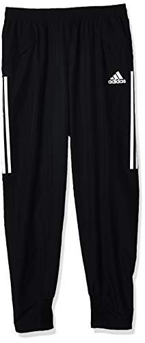 adidas Herren CON20 PRE PNT Sport Trousers, Black/White, L