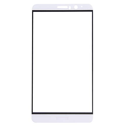 YHMC AYHC AYD für Huawei Mate 9 0.26mm 9H Oberflächenhärte Explosionssicheres Seidenbildschirm Temperiertes Glas Vollbildfilm (schwarz) (Color : White)