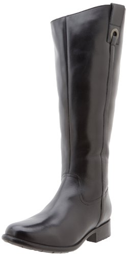 Hot Sale Clarks Women's Plaza Beagle Boot,Black,8.5 B US