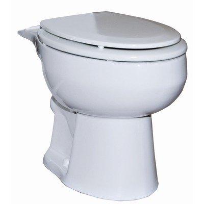 Zoeller Ultima Elongated Upflush Toilet