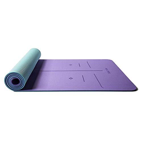 Yoga mat fitness mat exercise mat fitness mat Yoga...