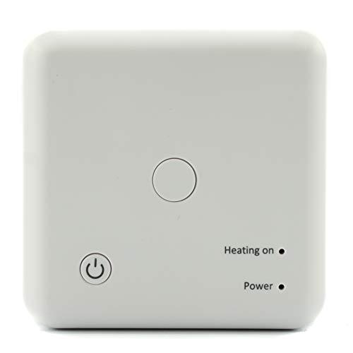 Smart WiFi thermostaat Alexa + opbouw-thermostaatregelaar app + vloerverwarming