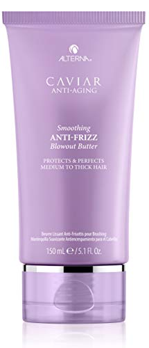 CAVIAR Anti-Aging Smoothing Anti-Frizz Blowout Butter, 5.1-Ounce