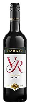 Hardys VR Shiraz Wine, 75 cl (Case of 6)