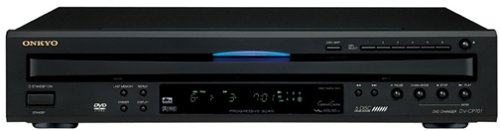 Lowest Price! Onkyo 6-Disc Progressive Scan DVD/CD Changer with Component Output (DV-CP701)