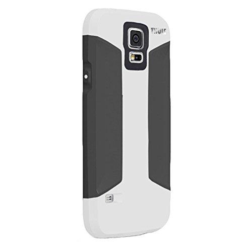 Thule Atmos X3 Case für Samsung Galaxy S5 mit Sturz-Schutz weiß/grau