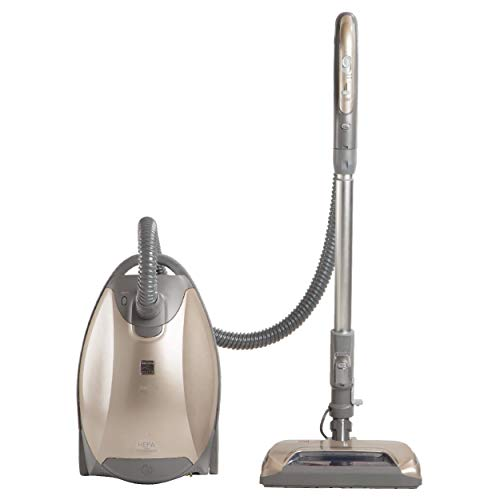 Kenmore 700 Series Bagged Canister Vacuum, Champagne