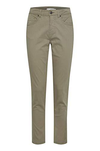 fransa Damen Jeans 20608687, Größe:38, Farbe:Hedge (180515)