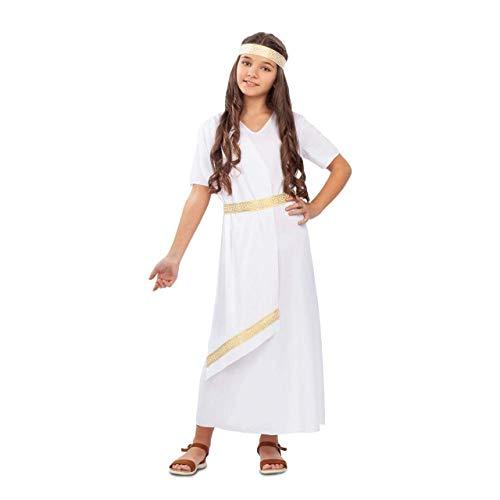 My Other Me Disfraz de Emperatriz Romana Blanca para niña