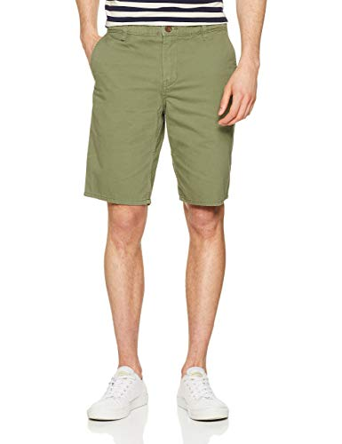 Quiksilver Herren EVDAYCHILIGHTSH M WKST GPH0 Walk Shorts, Four Leaf Clover - Solid, 32