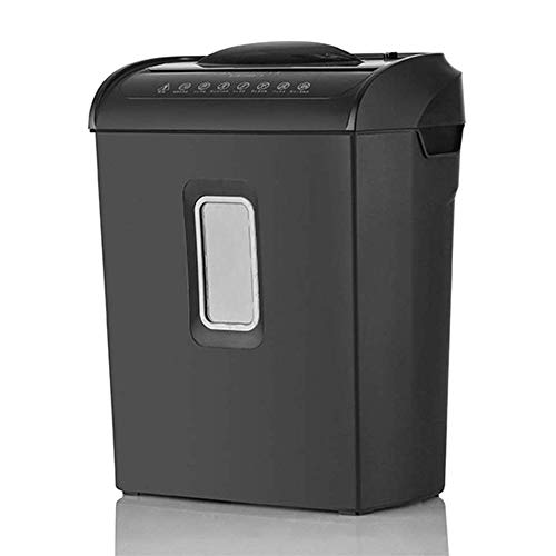 Learn More About SMLZV Desktop Micro-Cut Paper Shredder,Credit Card Shredders for Home Office Use,El...