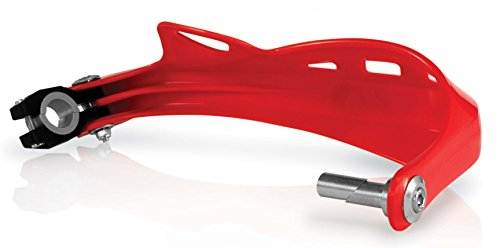 Acerbis 0013057.110Rally Profil Handprotektoren, rot