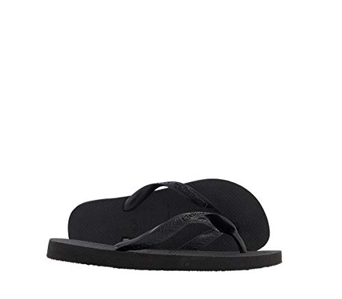 Havaianas Top, Infradito Unisex Adulto, Nero (Black), 41/42