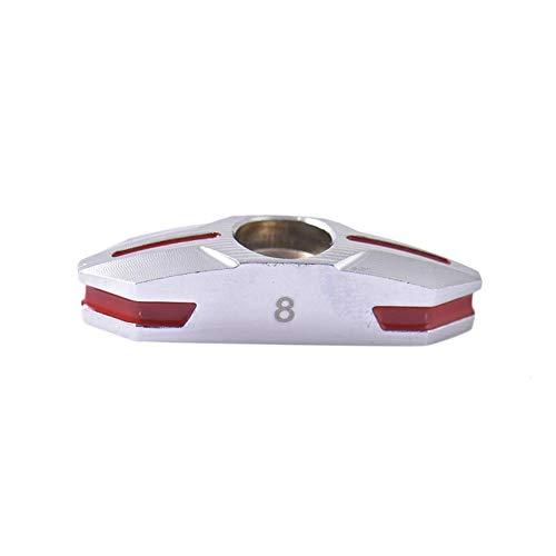 Golf Club Driver Accesorios Golf Peso Tornillo  Tornillo de contrapeso de Acero Inoxidable 6G 8G 10G 15G 20G Reemplazo de Tornillos de Peso de Golf para la Cabeza del Conductor Ping Ping G410