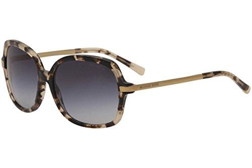Michael Kors Damen Adrianna Ii 316213 57 Sonnenbrille, Pink (Pink Tortoise/Light Grey Gradient), One Size