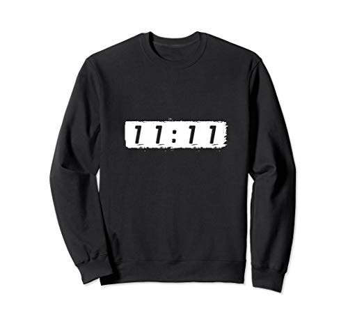 11:11 Numerologie New Age Spiritualität Synchronizität Sweatshirt