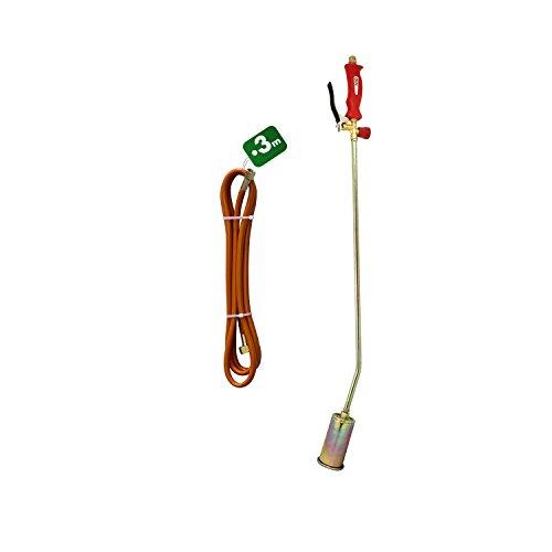 Désherbeur thermique 1 brûleur + tuyau 3 mètres