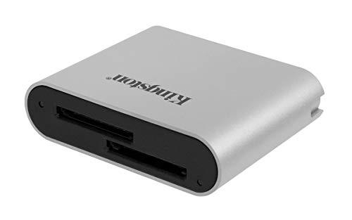 Kingston Workflow Lector de tarjetas SD WFS-SD USB3.2 Gen1 Workflow Dual-Slot SDHC/SDXC UHS-II