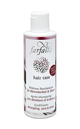 farfalla Hair care, Wildrose Haarbalsam, 200 ml