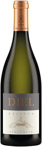 Schlossgut Diel Grauer Burgunder/Pinot Gris Reserve 2016 VDP Wein Nahe trocken (1 x 0,75 l)