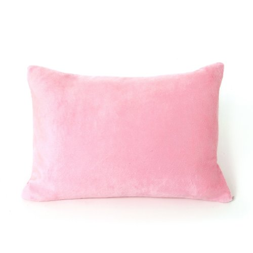 "My First Premium Memory Foam Kids Toddler Pillow with Pillowcase, Pink, 12"" x 16"""