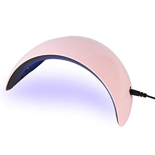 Lámpara UV profesional para uñas, secador de uñas LED, lámpara para uñas Secadora de uñas Lámpara profesional para esmalte de uñas para uñas Lámpara para esmalte de gel(#01)