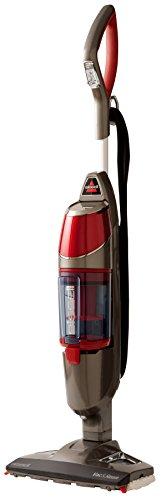 【日本正規品】ビッセル バック&スチーム シンフォニー 1132シリーズ サイクロン掃除機とスチームモップ一体となった次世代型クリーナー