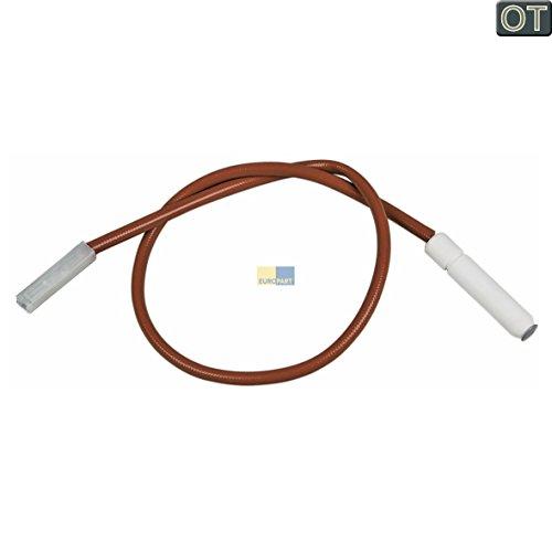 ORIGINAL Bosch Siemens 00166064 166064 Zündkopf mit Zündkabel Kabel Gas Kochmulde Gasherd Herd u. a. A5351G1/01, CM17320/05, EG31020/03, HWGKB42/01