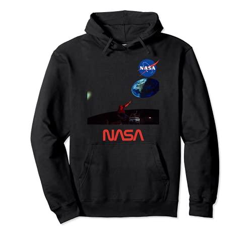 Planetario Della NASA Un Tour Del Sistema Solare Arte Regalo Felpa con Cappuccio