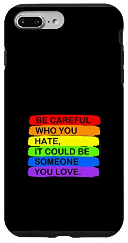 iPhone 7 Plus/8 Plus LGBT Gay Pride Lesbian Bisexual Transgender Case