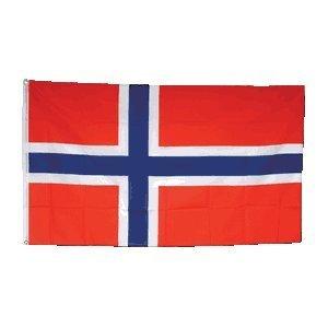 Norwegen Fahne 90 x 150 cm