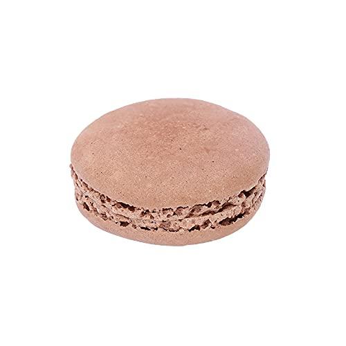 【業務用】 スイートキッチン 冷凍 ミニマカロン ショコラ(チョコレート)30個 直径38mm