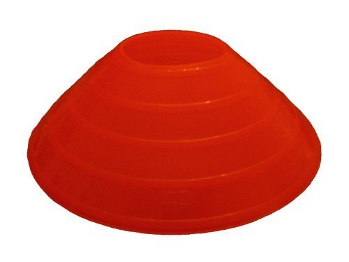 America Kicks Set of 20 Disc Cones Bright Orange