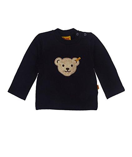 Steiff 9926953 Sweat-Shirt, Blau (Marine 3032), 6 Ans Mixte