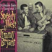 Stratosphere Boogie: The Flaming Guitars of Speedy West and Jimmy Bryant by Speedy West & Jimmy Bryant (1995-05-23)