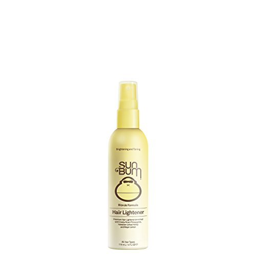 Sun Bum Blonde Formula Hair Lightener, 4 oz...