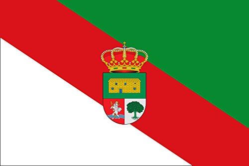 magFlags Bandera Large Lodoso Pedrosa de Río Úrbel, Burgos, España | Bandera Paisaje | 1.35m² | 90x150cm