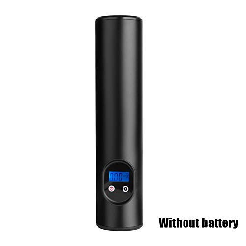 Gizayen Air Compressor Portable Mini Inflator Smart Wireless Air Tyre Pump, Automatic Cordless Digital Tyre Inflator for Car Bicycles Motorcycle Tires Balls Swimming Rings Balloon Toys Inflatable