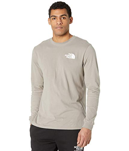 The North Face Men's L/S Box NSE Tee,...