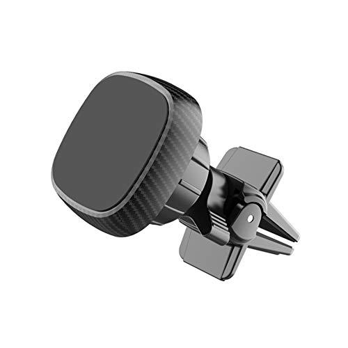 Soporte autocebante del Tenedor del teléfono móvil del imán de la Salida de Aire del Coche,Soporte magnético Universal para teléfono móvil con ventilación de Aire para Coche