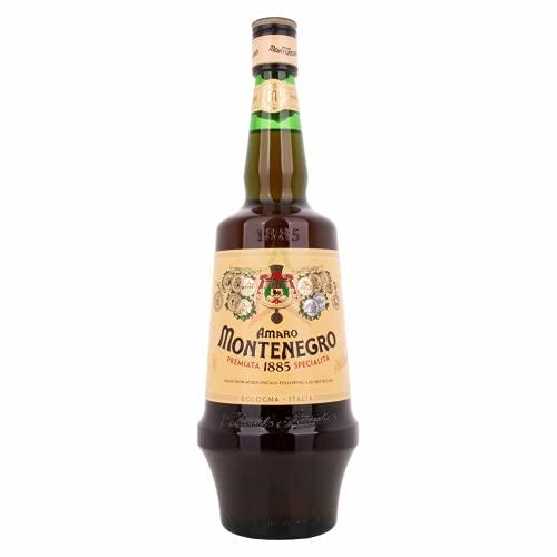 Montenegro Amaro Italiano Bitter 23,00% 1,00 Liter