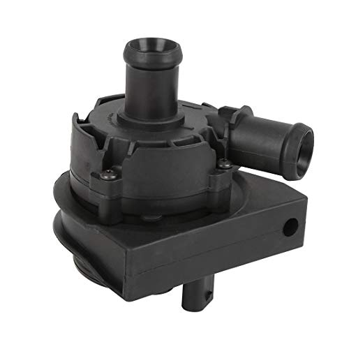 X AUTOHAUX Pkw Hilfspumpe Kühlmittelpumpe 5G0965561 Motorwasserpumpen