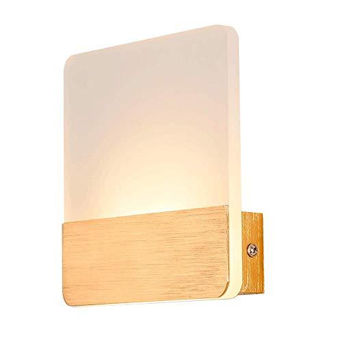 Lámpara de pared LED cuadrada de 7w, luces de noche doradas para dormitorio, iluminación de pared de fondo de TV negro para sala de estar,modelo de proyecto de hotel,accesorio plateado para habitación