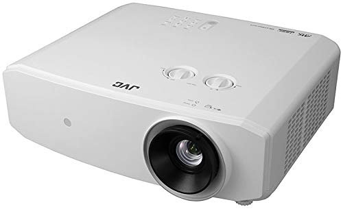 JVC LX-NZ3W DLP 4K Laser Home Theater Projector with HDR (White)